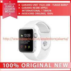 Spesifikasi Apple Watch Series 2 42Mm Silver Aluminum Case With White Sport Band Merk Apple