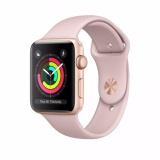Promo Apple Watch Series 3 Gps 38Mm Gold Pink Apple Terbaru