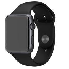 Iklan Apple Watch Space Gray Sport Edition Alumunium 42Mm Black Silicon Strap