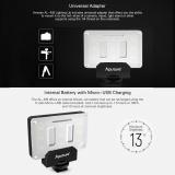 Spesifikasi Aputure Al M9 Amaran Menerangi Berukuran Kecil Fill Light Mini Video Light Lengkap Dengan Harga