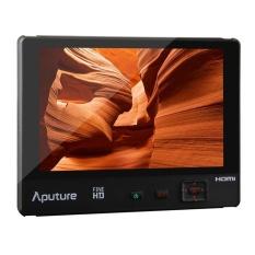 Aputure V-Screen VS-1 FineHD 7 Inch IPS Screen LCD Video Field Monitor, Support HDMI / YPbPr / AV Input - intl