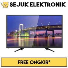 Aqua 24AQT8300 LED TV 24 Inch (KHUSUS JAKARTA)