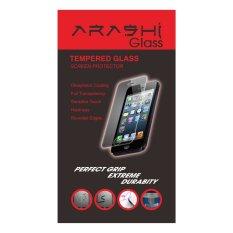 Beli Arashi Tempered Glass Back For Sony Xperia M4 M4 Aqua Arashi Murah
