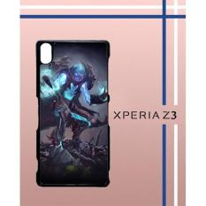 Arc Warden Character Dota 2 Casing Custom Hardcase Hp Sony Xperia Z3 Case Cover WD9Y