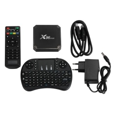 Jual Arcic Land X96 Mini Android 7 1 Amlogic S905W 1 8 Gb Quad Core Hd Tv Box Keyboard Intl Online Tiongkok