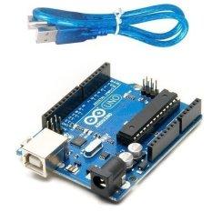 Harga Arduino Uno R3 With Usb Cable Clone Asli