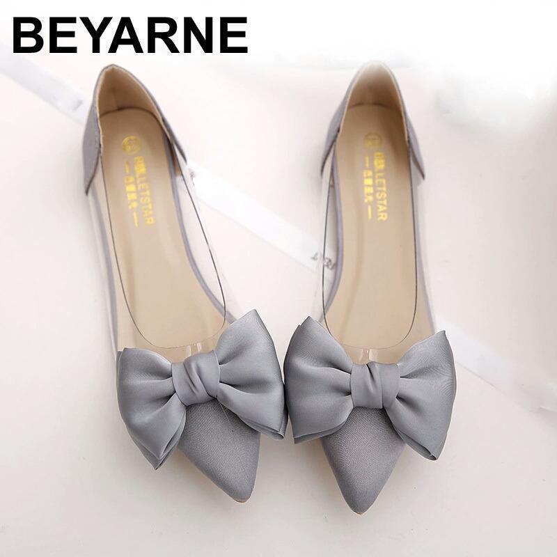 Arlaine Satin Flat Shoes ece35061de