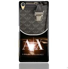Armani Exchange Logo X3308 Sony Xperia Z5 Premium Custom Hard Case