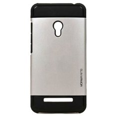 Review Pada Armor Back Case Asus Zenfone 5 Slim Armor Series Silver