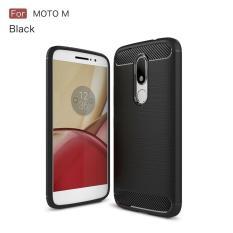 Diskon Produk Armor Rugged Motorola Moto M Slim Tpu Soft Case Carbon Design