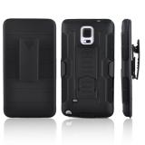 Spesifikasi Armor Samsung Galaxy Note 4 Shockproof Armor Hybrid Hard Case Soft Case Terbaik