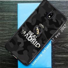 Army Real Madrid W4960 Samsung Galaxy J7 Pro 2017 Custom Hard Case