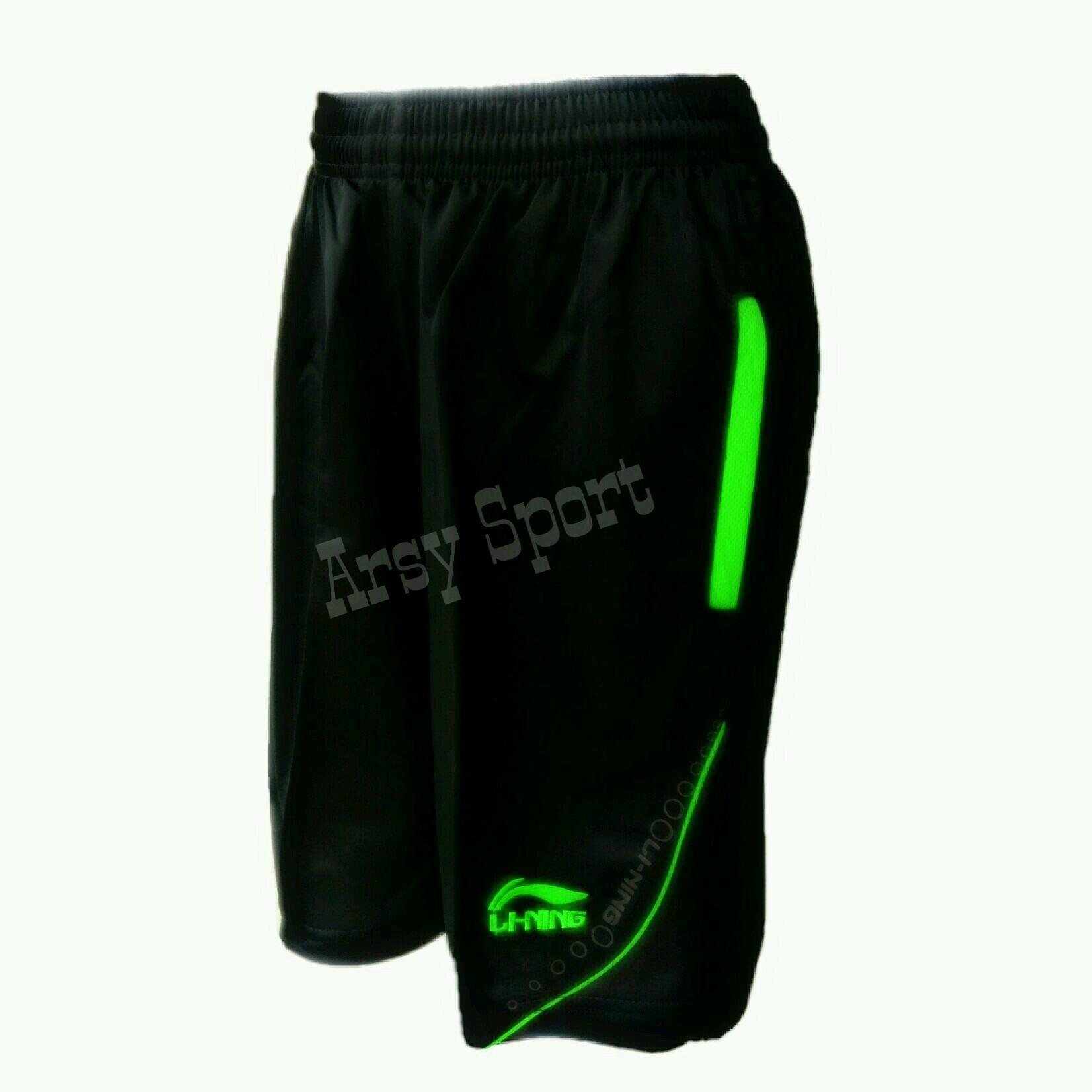 Arsy Celana Pendek Olahraga Pria - LN lis 1