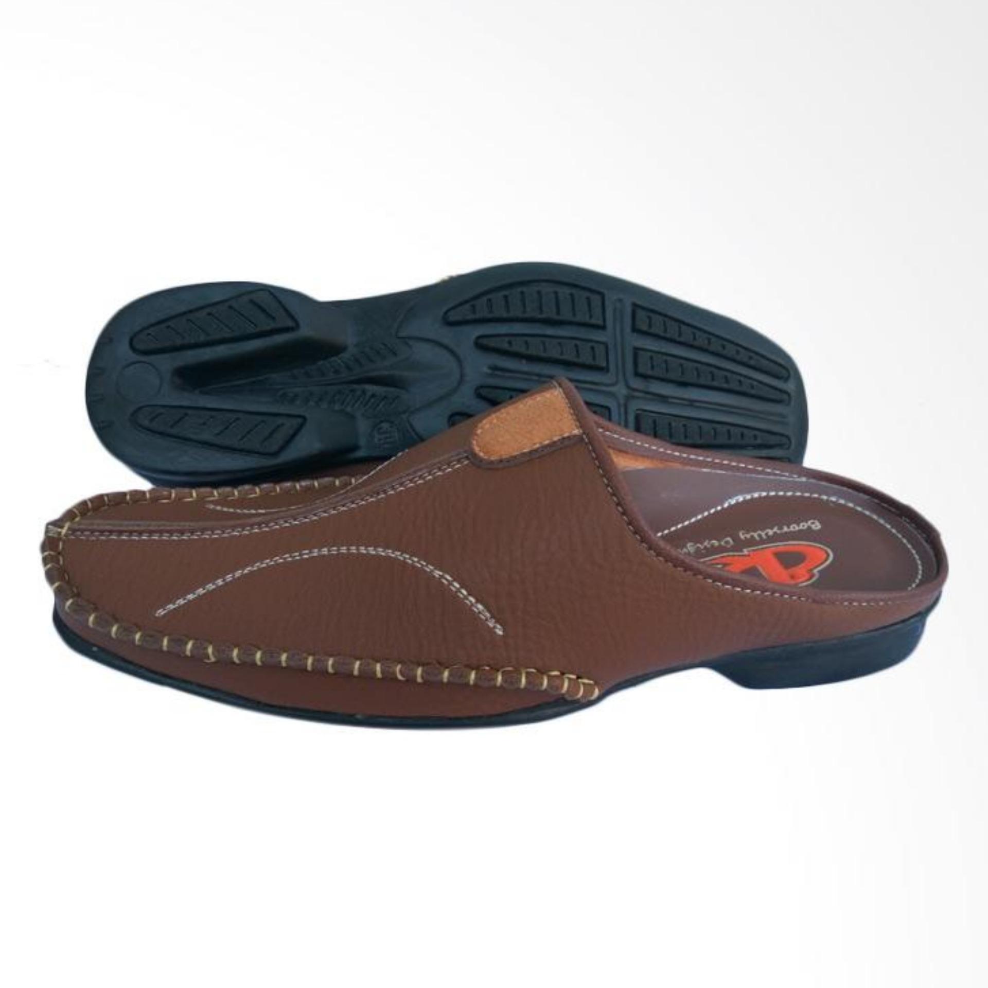 Toko Arsy Sport Sepatu Pria Formal Sandal Pria Bustong Tan Online