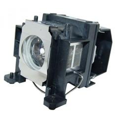 ASAPTech Premium Penggantian Epson ELPLP48 Lampu Proyektor Dibuat Di Taiwan R.O.C.-Intl