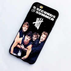 Ash Hood Clifford Luke 5Sos protection phone case high quality soft TPU case cover for Apple iPhone 6/6s - intl