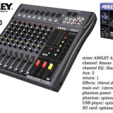 Jual Beli Online Ashley Mixer Ax8 Usb Sd Player