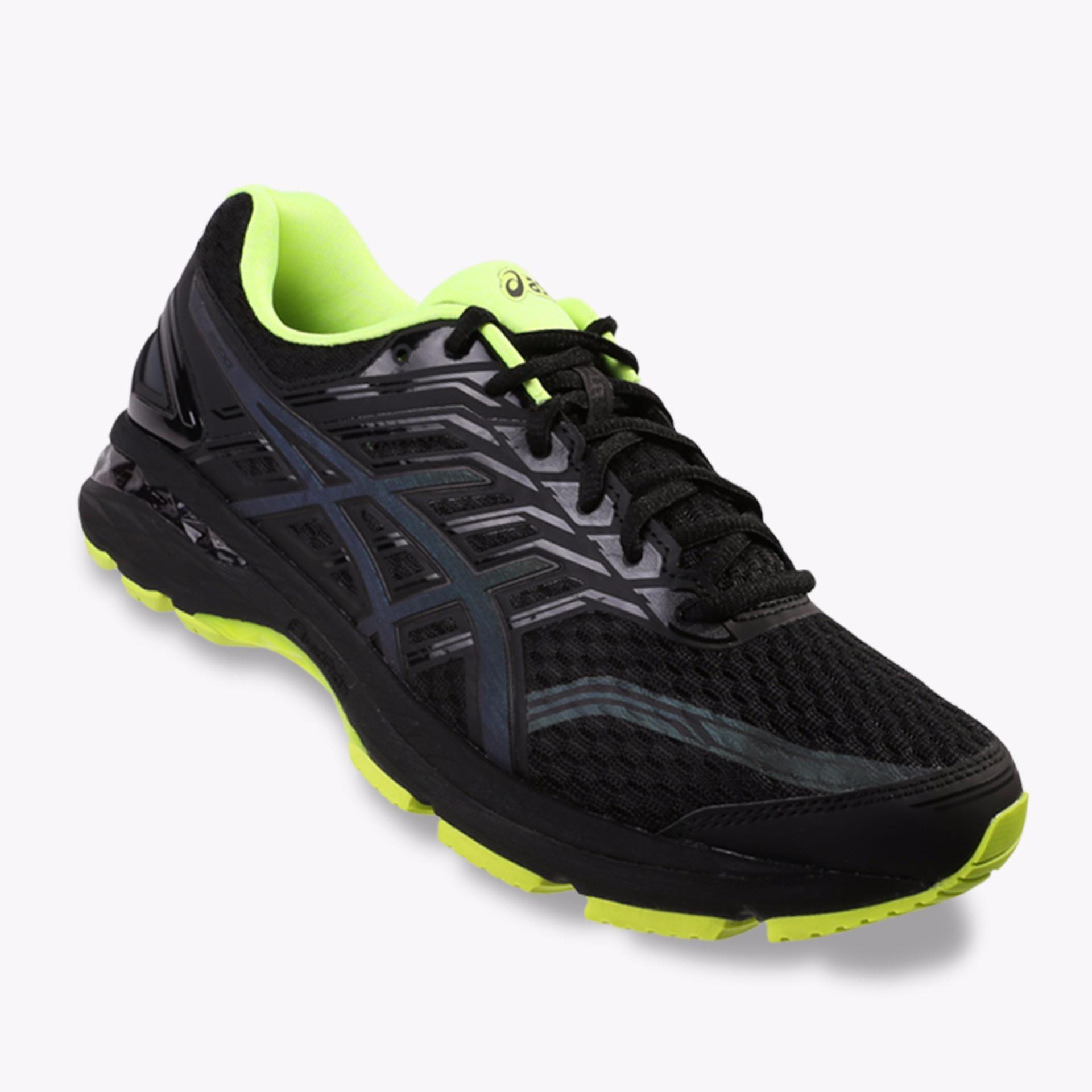 Jual Asics Gt 2000 5 Lite Show Men S Running Shoes Standard Wide Hitam Asics Original