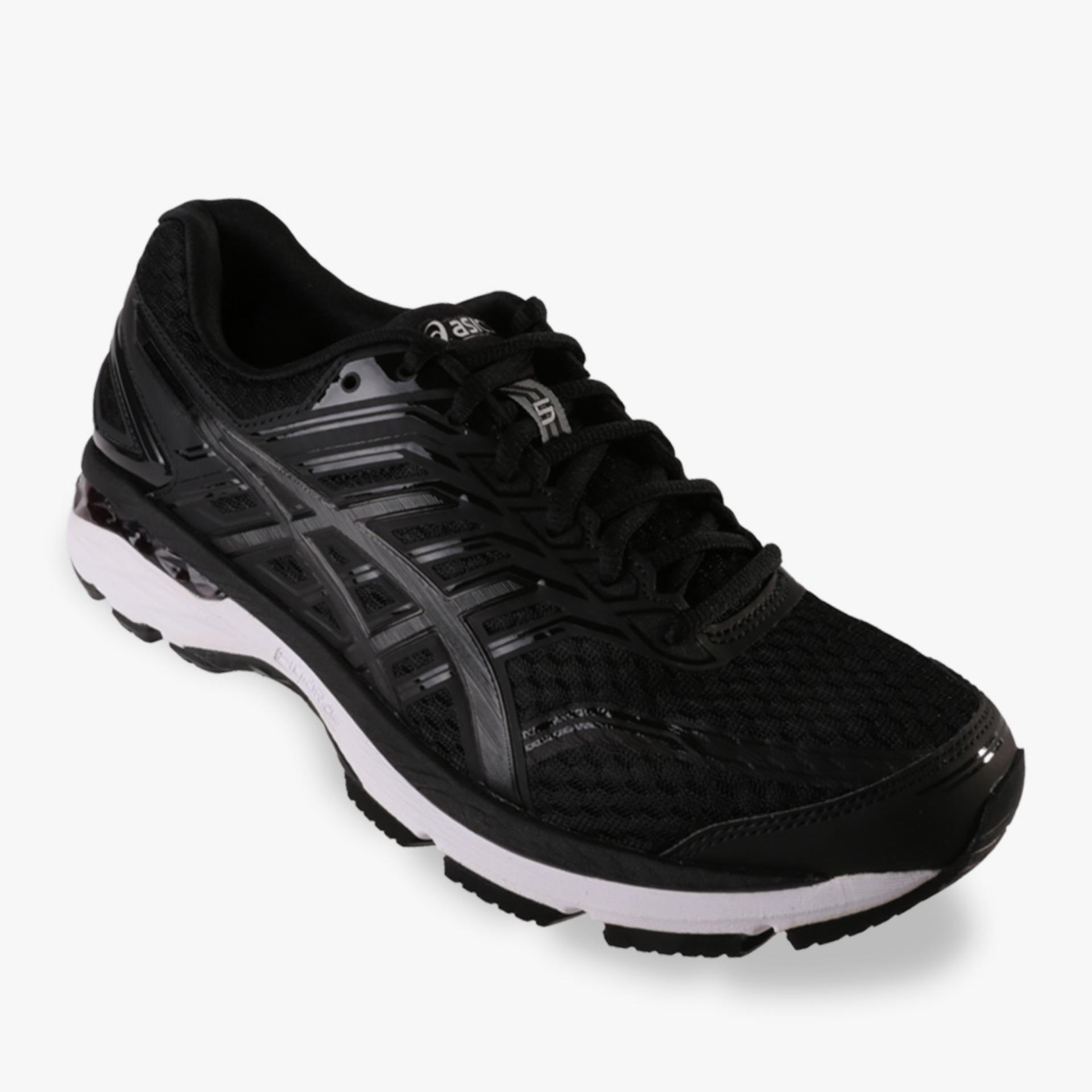 Jual Asics Gt 2000 5 Men S Running Shoes Hitam Indonesia
