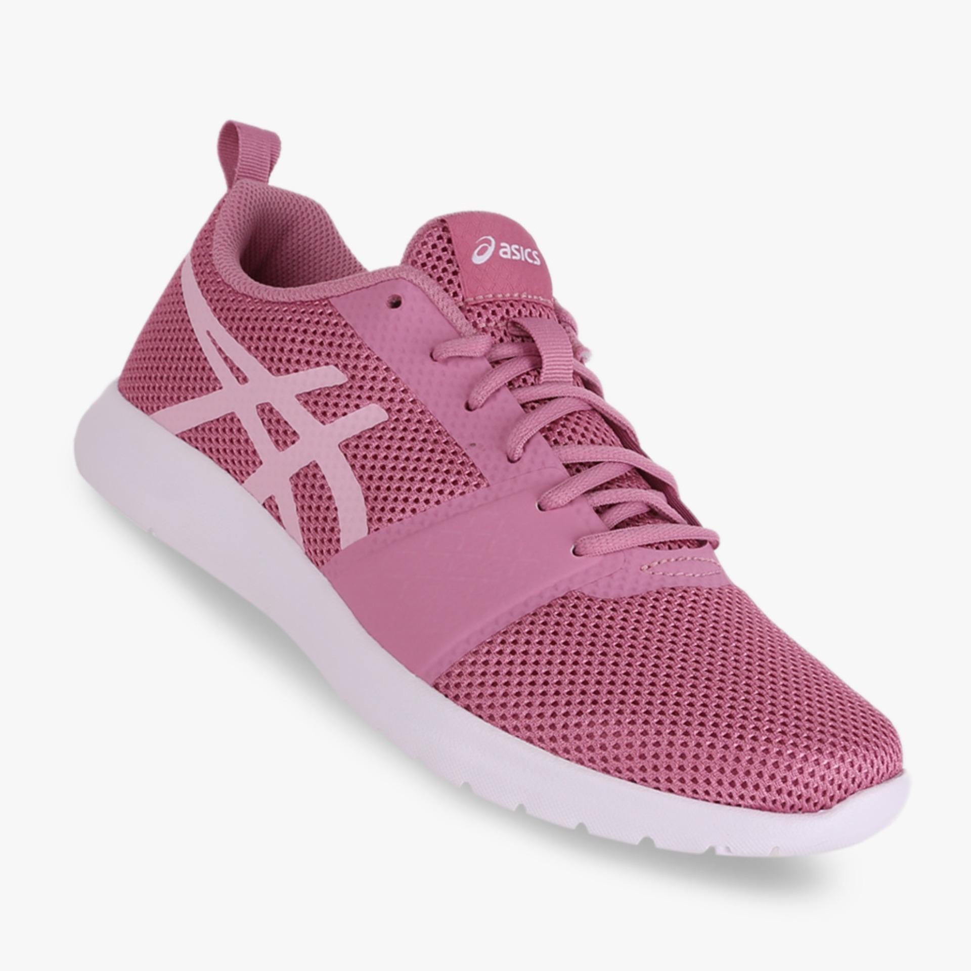 Asics Kanmei MX Women's Running Shoes - Standard Wide - Pink