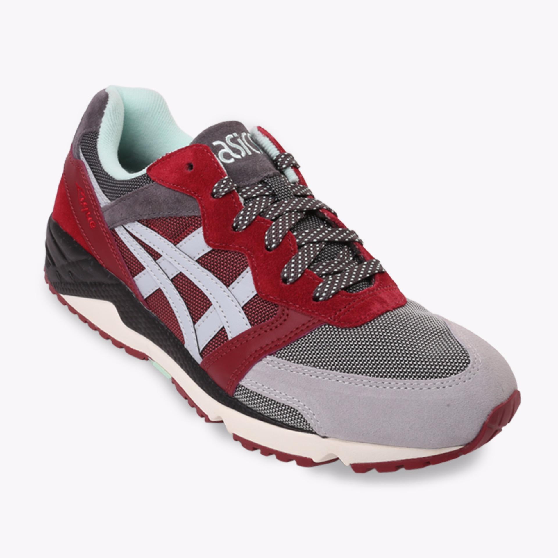 Asics Tiger Gel-Liques Men's Lifestyle Shoes - Merah