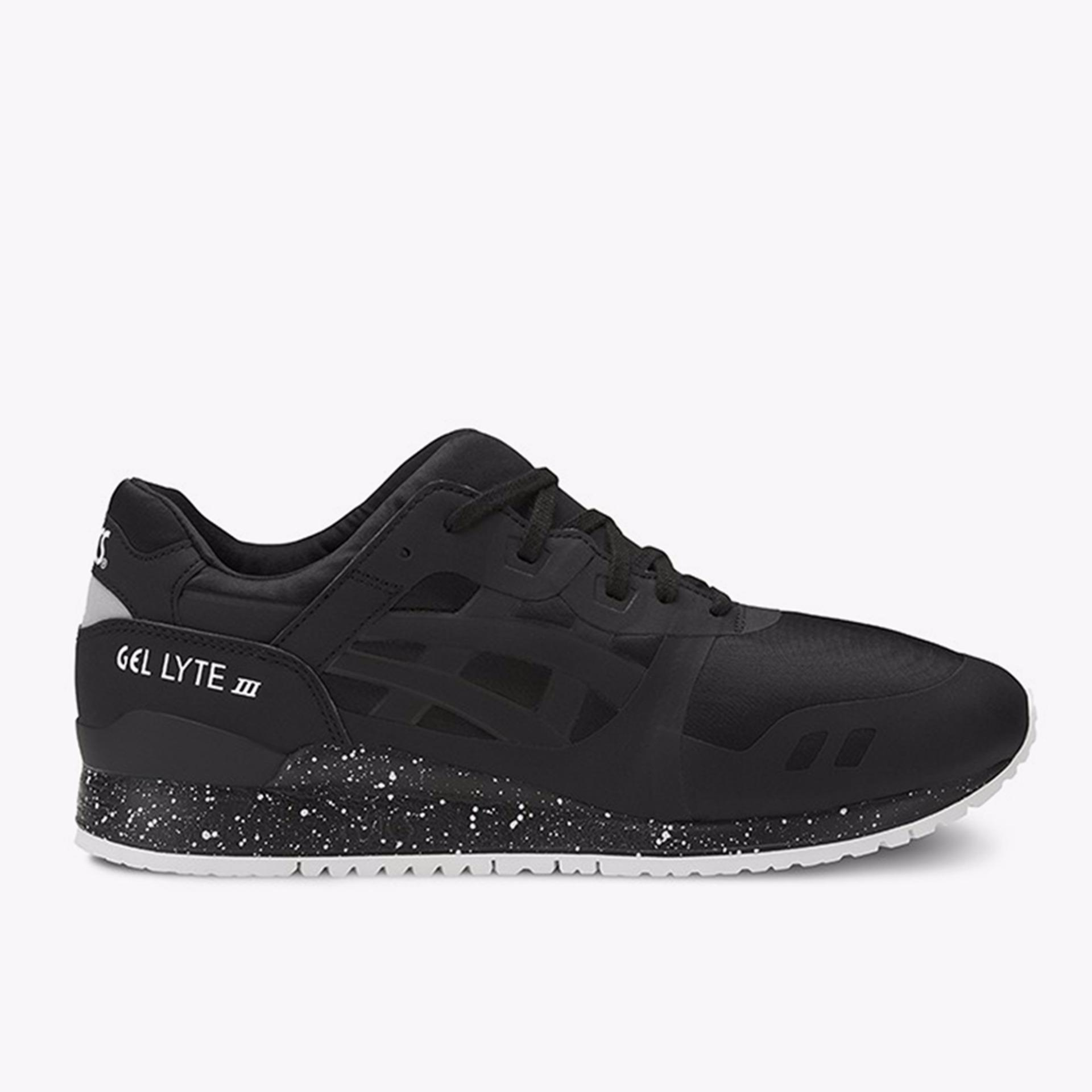 Asics Tiger GEL-LYTE III NS Unisex Sneakers Shoes - Hitam