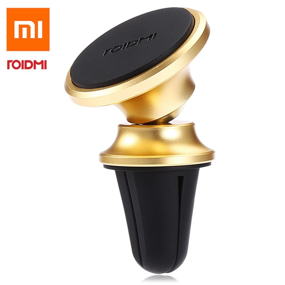 Spesifikasi Asli Xiaomi Roidmi Mobil Magnetic Ponsel Pemegang Udara Outlet Mount Bracket Intl Paling Bagus