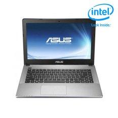 Asus A450LC-WX048D Abu-Abu