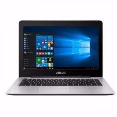 ASUS A456U RGA Core i5 7200 2,5 Ghz Ram 4GB Hardisk 1 TB VGA Nvidia Gforce 2 GB Windows 10 Lcd 14 inc