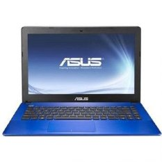 Asus A456UF WX024T - WIN10 - Intel Core i5-6200U - 4 GB - NVIDIA® GeForce® GT930M - HDD 1TB - Biru