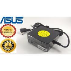 Asus Adaptor Original  UX32A UX31A  19V 3.42A 4.0 X 1.35mm Square Shape - Black