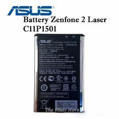 Asus Baterai C11P1501 (3000mAh) Battery for Asus Zenfone 2 Laser 5.5Inch - Original