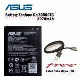 Jual Cepat Asus Battery Zc500Tg 2070Mah For Asus Zenfone Go Kabel Data Micro Usb Original