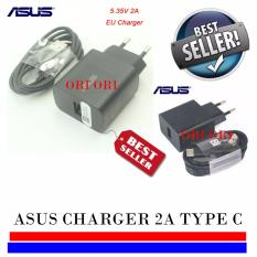 Harga Asus Charger Original For Zenfone 3 Include Kabel Type C 2A Baru