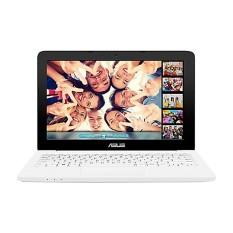 Harga Asus E203Nah Fd012T Intel Celeron N3350 Ram 2Gb 500Gb 11 6 Windows 10 Pearl White Asus Asli