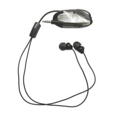 Asus Earphone Handsfree Zenfone series 4 / 5 / 6 - Original Headset Asus - Hitam