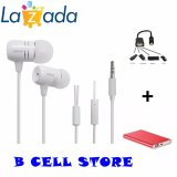 Asus Earphone Zenear Handsfree For Aus Zenfone Jack 3 5Mm Gratis Connect Kit Powerbank Slim Promo Beli 1 Gratis 1