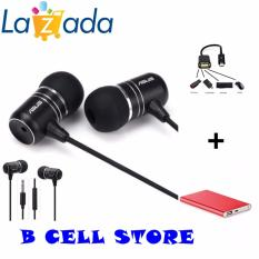 Beli Asus Earphone Zenear Handsfree For Aus Zenfone Jack 3 5Mm Gratis Connect Kit Powerbank Slim Pakai Kartu Kredit