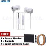 Perbandingan Harga Asus Headset Series In Ear Earphone With Microphone Original Zenfone 2 Spiral Pelindung Kabel Sarung Headset Earbuds Asus Di Dki Jakarta