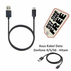 ASUS Kabel Data Untuk Asus Zenfone 2/5/6 BELI 1 GRATIS 1 Micro USB - Original