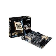 Asus Motherboard H170 Plus D3