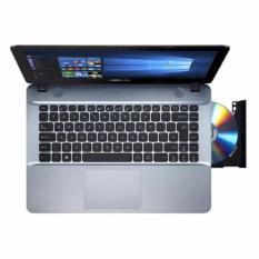 ASUS NB X441UA - GA348T - I3 7100 - 4GB - 1TB - SILVER
