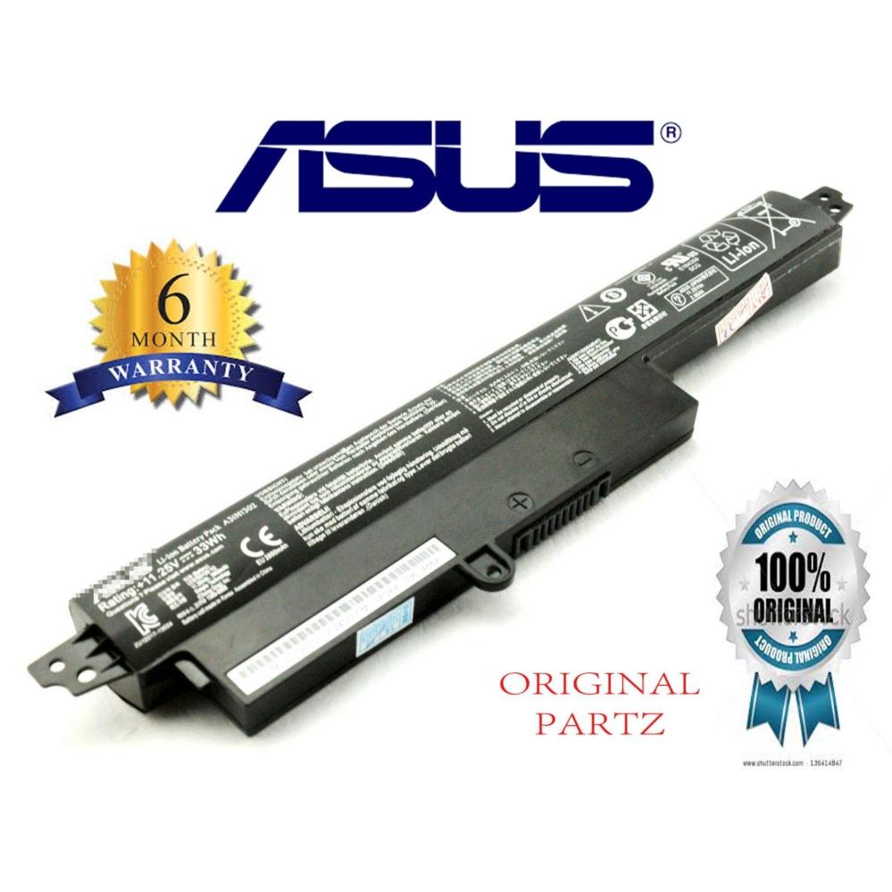 ASUS Original Baterai Laptop Notebook VivoBook X200 X200CA X200MA F200CA X200CA F200CA