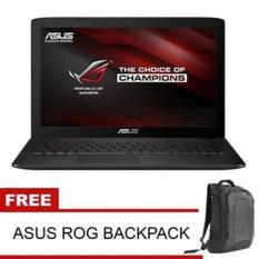 ASUS ROG GL552VX-DM409T 4GB Laptop Gaming Murah