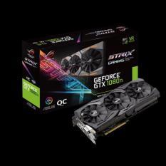 ASUS ROG STRIX GeForce® GTX 1080 TI 11GB OC Edition