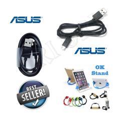 Asus Sync Kabel Data Micro Usb For Zenfone 2/5/5 - 2A Original + Universal OK Stand Dudukan hp Warna Random [ ori ori ]