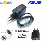 Jual Asus Travel Charger Type C 2A For Zenfone 3 Original Hitam Satu Set
