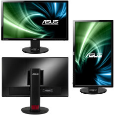 Jual Asus Vg248Qe Gaming Monitor 24 Fhd 1920X1080 1Ms Up To 144Hz Asus Online
