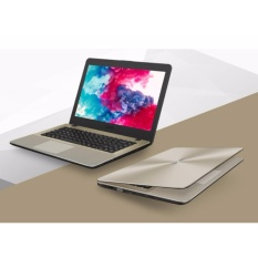Harga Asus Vivobook A442Uq Fa020T Notebook 14 Intel Core I7 7500U 8Gb 1Tb Gt940Mx 2Gb Win10 Home Gold Dan Spesifikasinya