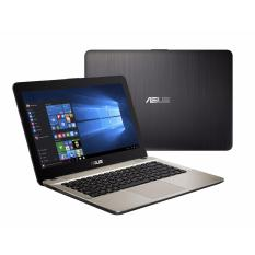 Asus VivoBook X441UV Core I3 6006U - RAM 4GB DDR4 - 500GB HDD - Win 10 -GeForce 920MX 2GB - 14 Inch HD